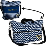 Logo Chairs NCAA Expandable Tote; West Virginia