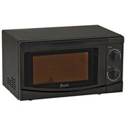 Avanti 0.7 Cu. Ft. 700W Countertop Microwave in Black