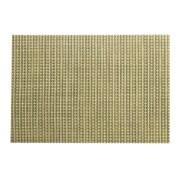 Kraftware Woven Placemat (Set of 4); Verde