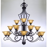 Harrison Lane Versailles 15 Light Chandelier