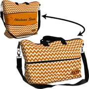 Logo Chairs NCAA Expandable Tote; OK State