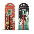 Bookjigs 2-piece Above It All / Ice Emperor Bookmark Set