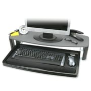 Kensington® Over/Under-desk Keyboard Drawer With SmartFit System, Gray