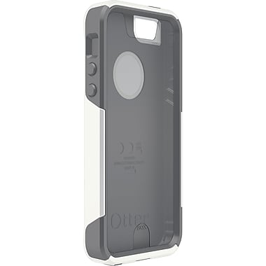 OtterBox® Commuter Series Silicone Case For iPhone 5/5S, Glacier/Gunmetal Gray