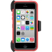 OtterBox® Commuter Series Silicone Case For iPhone 5C, Grapefruit