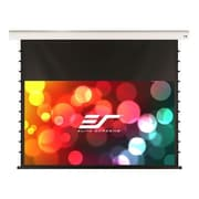 Elite Screens® Starling Tension STT135XWH-E6 Projection Screen, 16:9, White