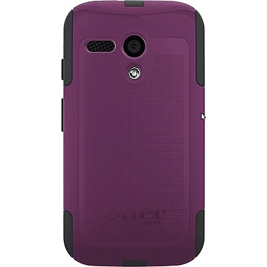 OtterBox® Commuter Series Synthetic Rubber Case For Motorola Moto G, Lilac