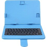 Ergoguys 2Cool® Case With Bluetooth Keyboard For 7 - 8 Tablet, Blue