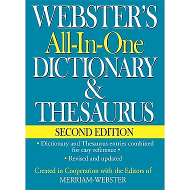 full name of merriam webster dictionary