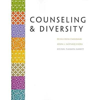 counseling and diversity Diversity counseling & therapy center is a clinical social worker at 744 burton street southeast, grand rapids, mi 49507 wellnesscom provides reviews, contact.