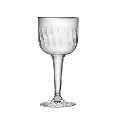 Fineline Settings Flairware 2209 Wine Goblet, Clear