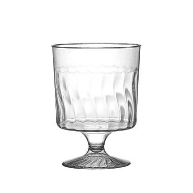Fineline Settings Flairware 2205 Wine Glass, Clear