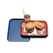"Cambro 1014FF-110, 10"" x 14"" Plastic Fast Food Trays"