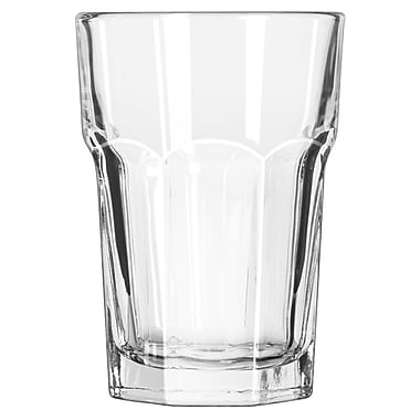 Libbey® DuraTuff® Gibraltar® Beverage Glass, 12 oz., 36/Pack