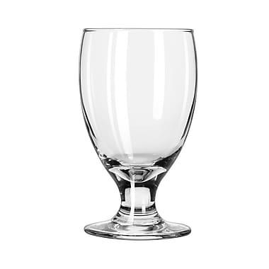 Libbey® Embassy® 10.5 oz. Banquet Goblet Glasses, 24/Pack