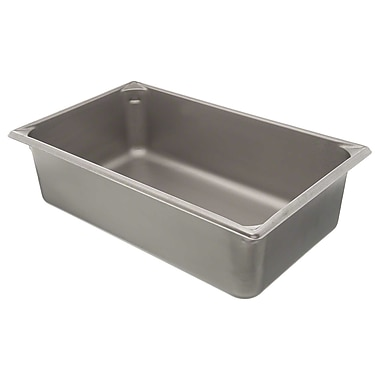 Vollrath 30062, 6'' Deep Super Pan V™ Stainless steel Full-Size Steam Table Pan