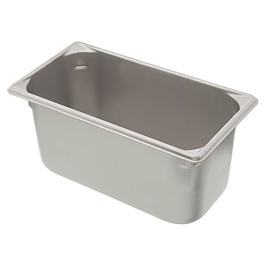 Vollrath 30362, 6'' Deep Super Pan V™ Stainless steel Third-Size Steam Table Pan