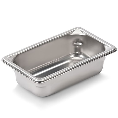 Vollrath 30622, Deep Super Pan V™ Stainless steel Ninth-Size Steam Table Pans