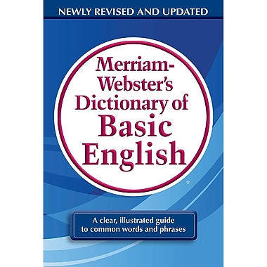 MERRIAM WEBSTER® Basic English Dictionary