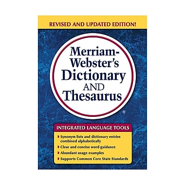MERRIAM WEBSTER® Dictionary & Thesaurus