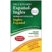 MERRIAM WEBSTER® Espanol-Ingles Dictionary
