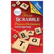 MERRIAM WEBSTER® Official Scrabble Player Dictionary