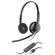 Plantronics® Blackwire C325-M Noise-Cancelling Stereo Headset