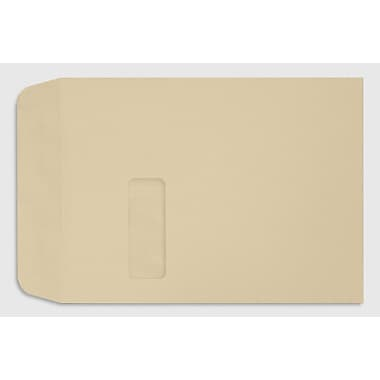 LUX Open End Envelopes 9