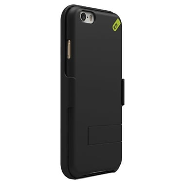 PureGear 60766PG Hip Case and Clip iPhone 6 Case, Black