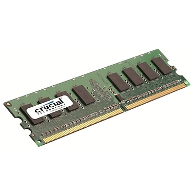 Crucial CT25664AA667 2GB DDR2 240-Pin Desktop Memory Module