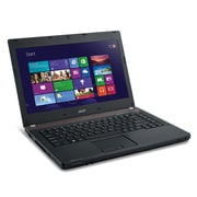 Acer® TravelMate TMP645-V-6446 14 Notebook, Intel® Dual-Core i5-4300U 1.9 GHz