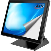 AIS DTR17T100A1PC 17 Dark Gray LCD Touchscreen Monitor, DVI