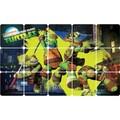 Fuhu™ Nabi® TMNT Kinabi Puzzle Pack, Action