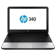 HP® 340 G1 14 Notebook PC, Intel® Dual-Core i3-4010U 1.7 GHz Win 7