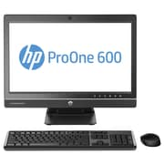 HP® ProOne 600 G1 F4K97UT All-in-One Computer, Intel® Quad Core i5-4670S 3.1 GHz
