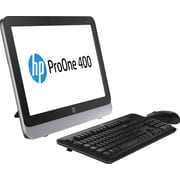 HP® ProOne 400 G1 F4K71UT All-in-One Computer, Intel® Dual Core i3-4330T 3 GHz