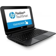 HP® Pavilion TouchSmart 10-e010nr 10.1 TouchScreen Notebook PC, AMD Dual-Core A4-1200 1 GHz