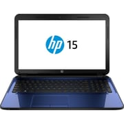 HP® 15-g000 15.6 Notebook PC, AMD Quad-Core A6-6310 1.8 GHz