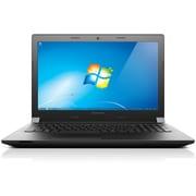 Lenovo® IdeaPad B50 15.6 Notebook, Intel® Dual-Core i5-4210U 1.7 GHz Win 7