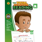 Your Total Solution for Reading (Grade K)