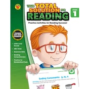 Your Total Solution for Reading (Grade 1)