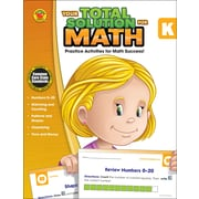 Your Total Solution for Math (Grade K)