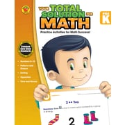 Your Total Solution for Math (Grade PK)