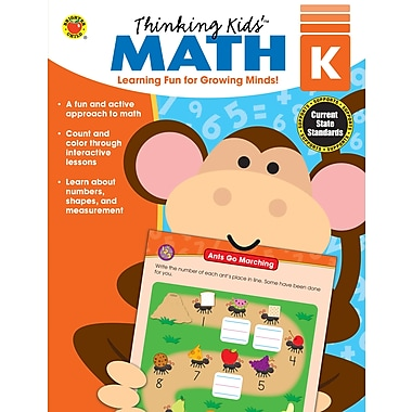 Thinking Kids Math (Grade K)