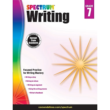 Spectrum Writing (Grade 7)