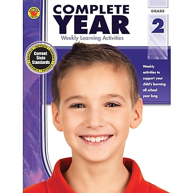 Complete Year Weekly Learning Activities (Grade 2)