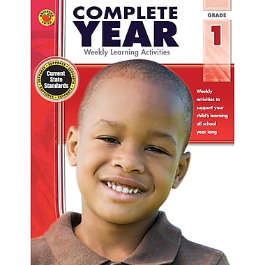 Complete Year Weekly Learning Activities (Grade 1)