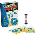 Brighter Child Letter Coaster Card Game (Grades 1 - 3)