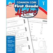 Common Core First Grade 4 Today: Daily Skill Practice