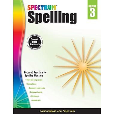 Spectrum Spelling (Grade 3)